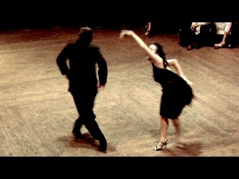 Milonga at Tango Magia - impression