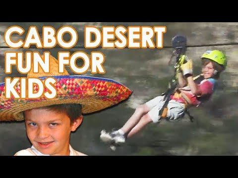 CABO MEXICO I Things to do in Cabo with Kids