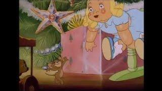 トムとジェリーのエピソード3、クリスマス前の夜1941