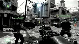 Locked Out Of CoD - Black Ops 2 Parody of Locked Out of Heaven by Bruno Mars