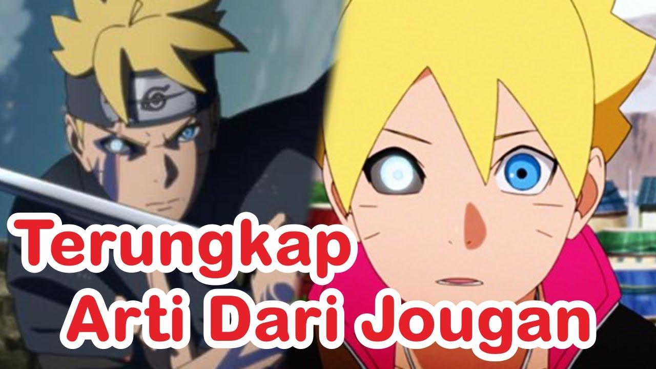 Jougan 100 Adalah Nama Doujutsu Boruto Fakta Anime Boruto By Zeronime