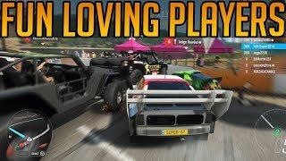 Forza Horizon 4: The Fun Loving Community