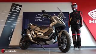 Mise en main Honda X-ADV 2019 par envie2rouler