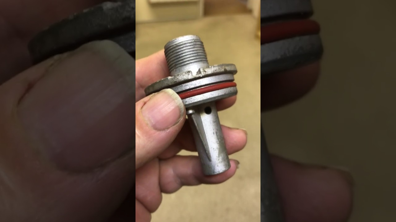 ATF Leak From Speedometer Cable Torqueflite 904 727 Fix