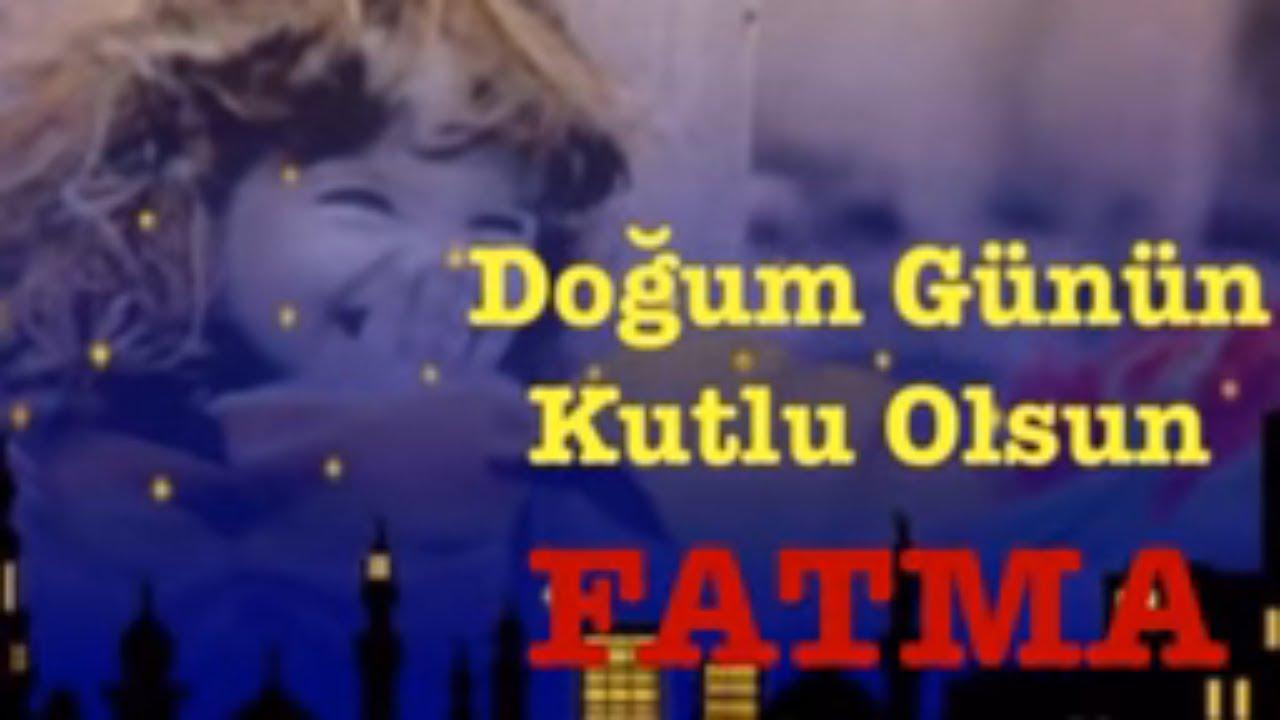İyi ki doğdun FATMA ZEHRA İsimli Doğum Günü Şarkısı