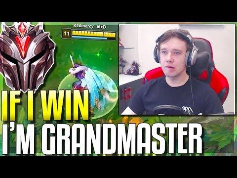 IF I WIN THIS I AM GRANDMASTERS - Journey To Grandmaster