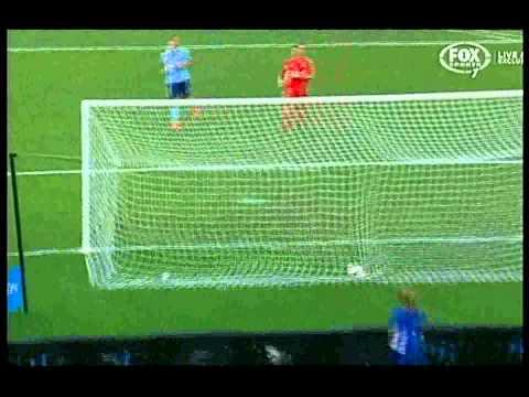 Michael Mifsud Goal Sydney FC VS Melbourne Heart