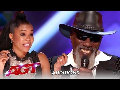 Robert Finley: Blind War Veteran SHOCKS The Judges With Original Talent! | America's Got Talent 2019