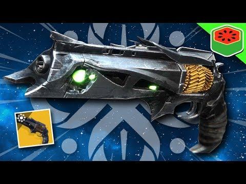 THORN - Exotic Hand Cannon | Destiny 2 Joker's Wild