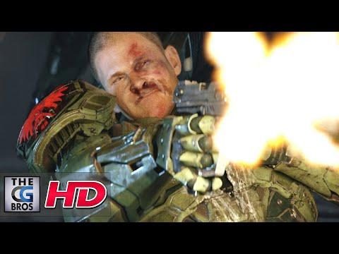 "CGI Animated Trailers :  ""HaloWars2 Teaser"" - by Blur Studio"