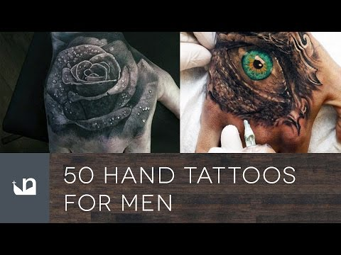 50 Hand Tattoos For Men