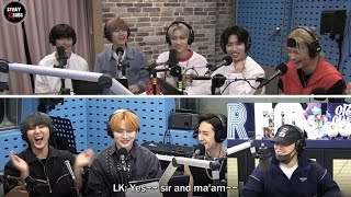 [FULL/ENG SUB] 200622 SBS Radio Power FM Lee Joon's Young Street with Stray Kids