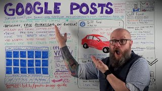 #WhiteboardFriday: Google Posts: Conversion Factor Not Ranking Factor