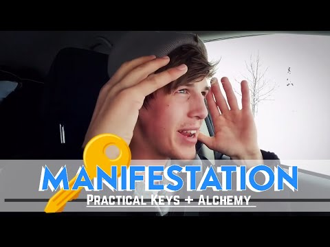 3 KEYS to MANIFESTATION - Alchemy + Magic to Transform your Life. (POWERFUL SECRETS 🔥)