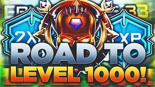 LEVEL 1000 MASTER PRESTIGE GRIND! BLACK OPS 3 ROAD TO LEVEL 1000 (Black Ops 3 Multiplayer Gameplay)