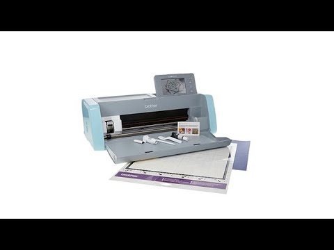Brother ScanNCut DX Electronic Cutting Machine Bundle