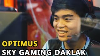Optimus  SKY Gaming Daklak VCSB Stories