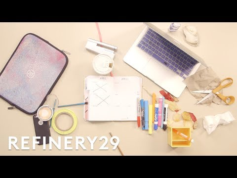 5 Days Of Minimalism And Cutting Out Excess In Your Life | Try Living With Lucie | Refinery29