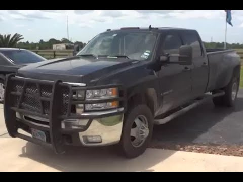 2009 Chevrolet Silverado 3500HD LT Duramax Review