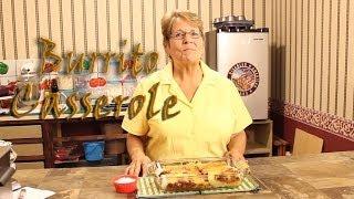 Burrito Casserole 225b