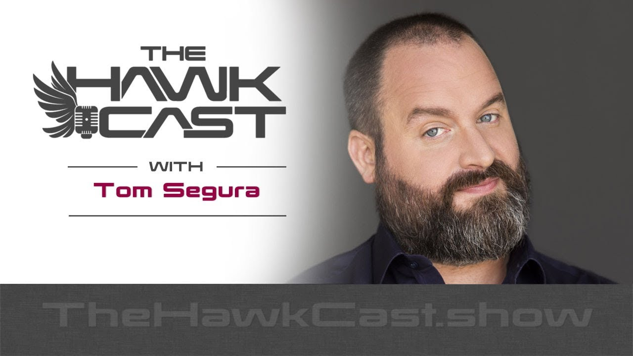 Download Tom Segura (round 4): Mostly Football Stories & SoberOctobert - The HawkCast