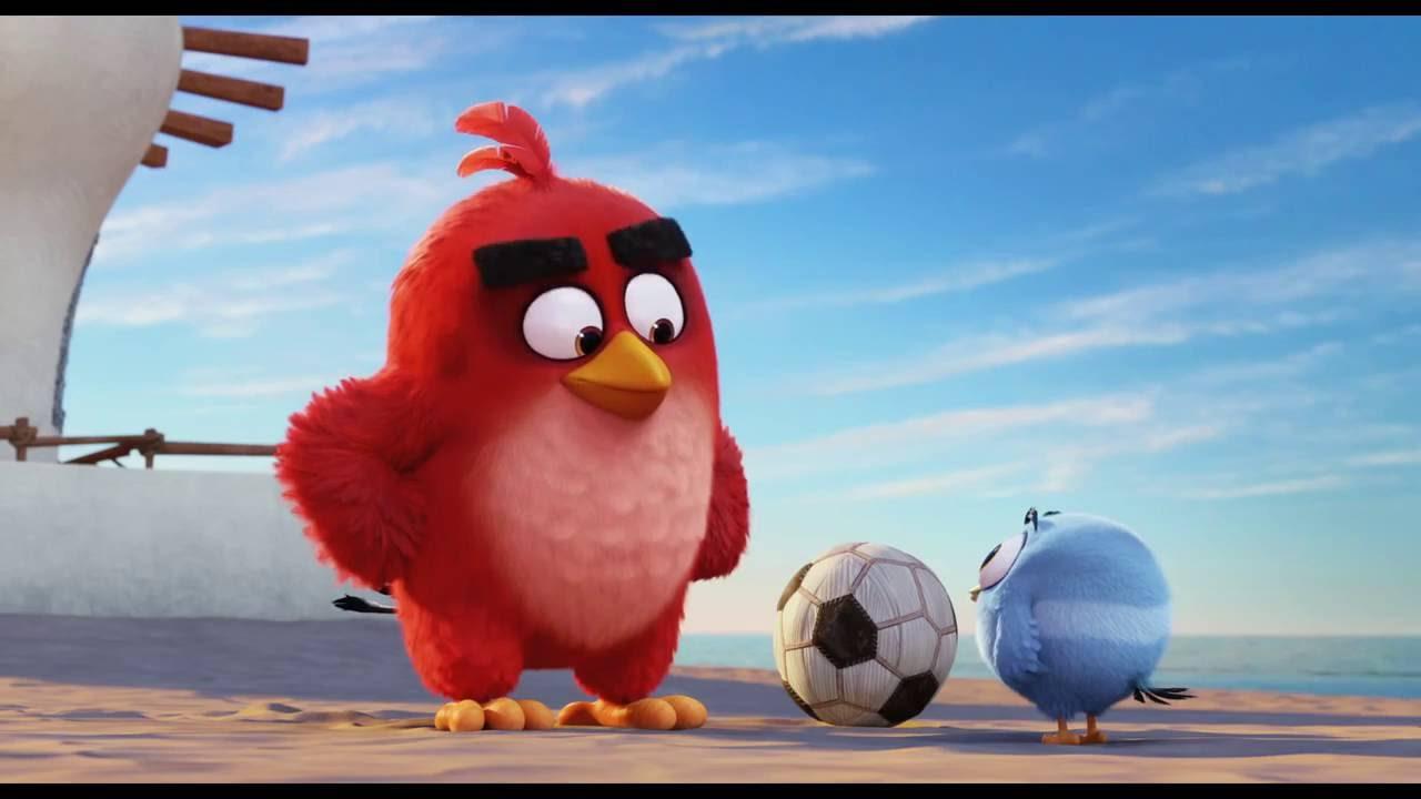 Angry Birds Teaser Telugu Version