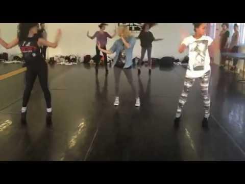 Danielle Peazer Dancing Youtube