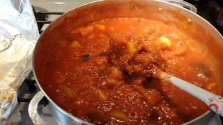 Italian Vegetable Stew Recipe Part 2