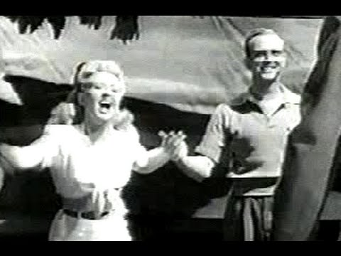 'Land on your Feet'               Betty Grable                            & Hermes Pan