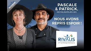 Témoignage Clients Rivalis - Pascale et Patrick, restaurateurs (83) - Pilotage en Cuisine