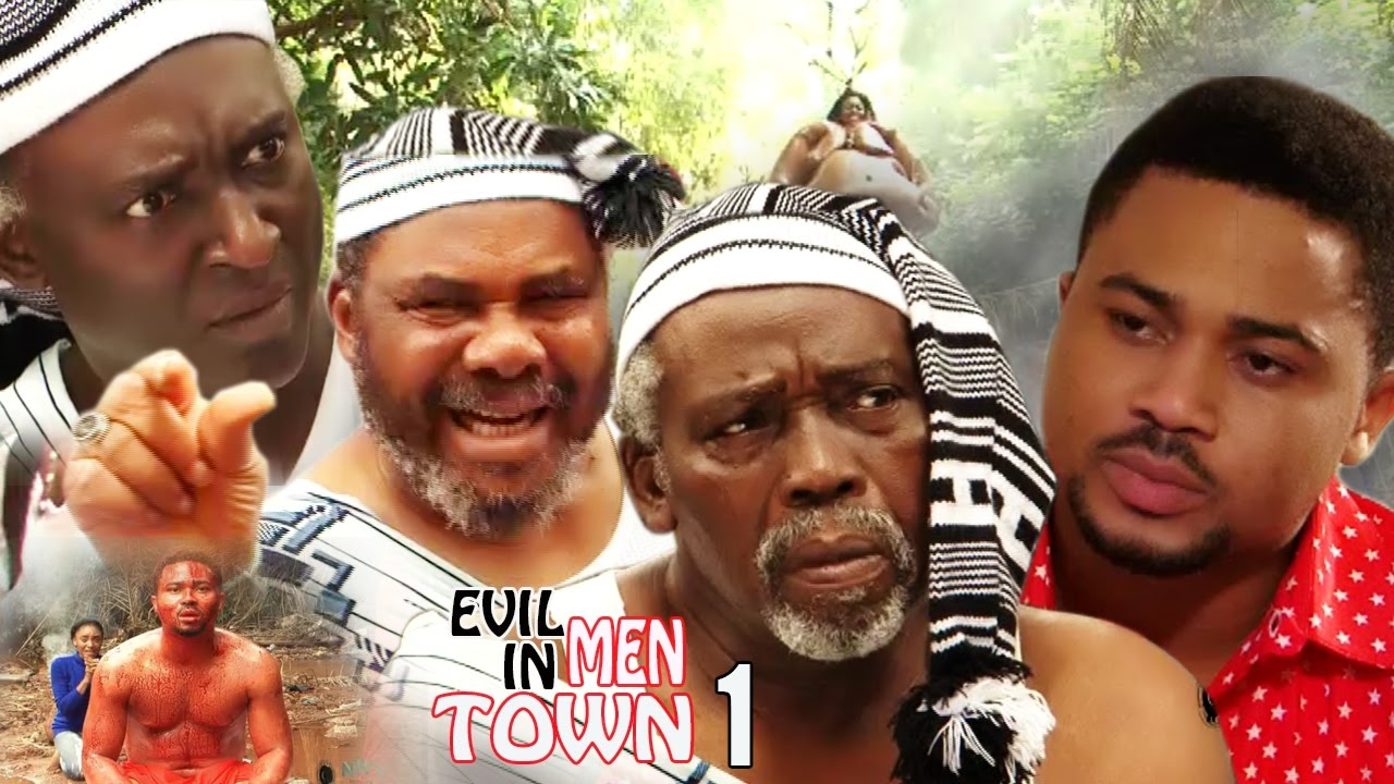 Download Evil Men in Town 1&2  - Latest Nigerian Nollywood Movie /African Movie/Family Movie Full  Movie Hd
