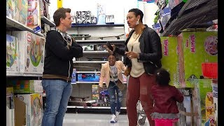 Farting At Walmart Prank - THE POOTER