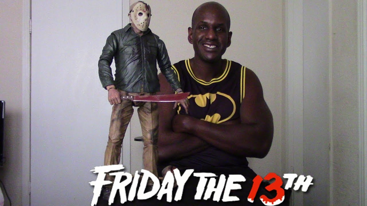 Friday the 13th 1//4 Scale Action Figure NECA Part 4 Jason