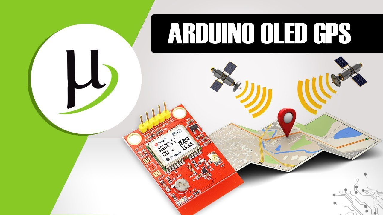 Arduino GPS Oled: 4 Steps (with Pictures)