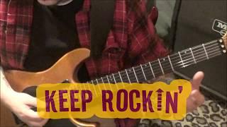 drop c hardcore riffs - cvt guitar lesson by mike gross