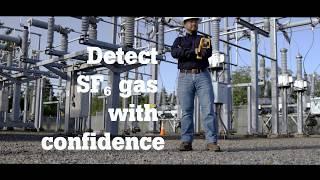 Fluke Ti450 SF6 Gas Detection Thermal Camera