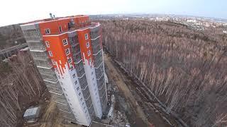 Южный парк Иркутск. Шолу 1-БС. 6 сәуір 2018