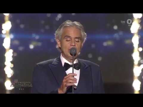 2018-01-15 Bocelli Andrea Time To Say Goodbye HD