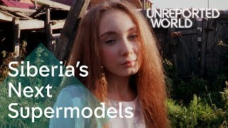 Young Siberian models being sent to China | Unreported World