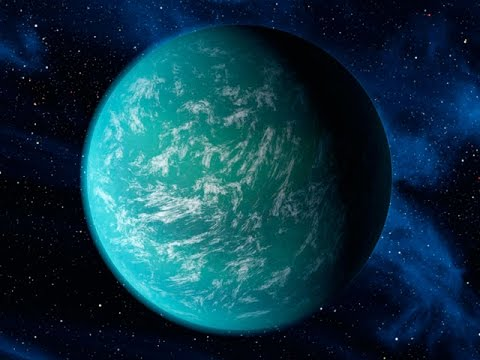 Top 10 Mind Boggling Oceans That Exist In Space