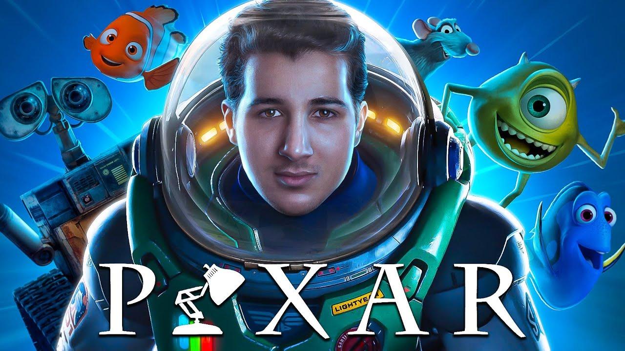 LA FABULEUSE HISTOIRE DE PIXAR - YouTube