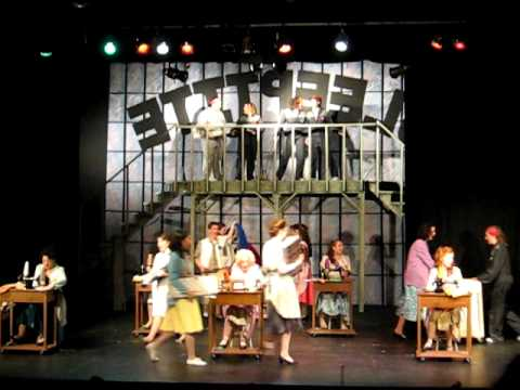 The Pajama Game-Racing With The Clock