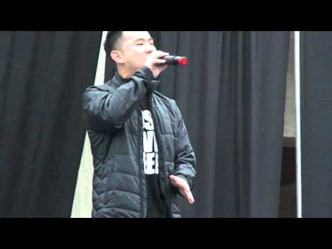 """[Jason Chen] """"Just the Way You Are"""" LIVE PERFORMANCE UW SEATTLE"""