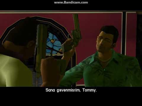 GTA Vice City Diaz'ın ölümü