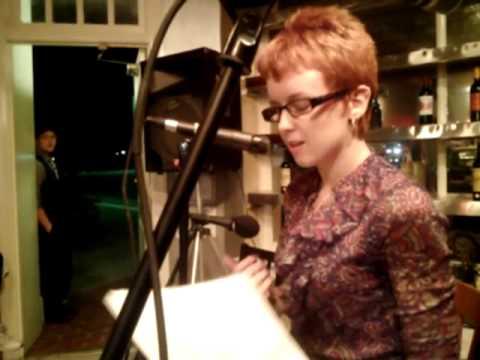 Guerilla Poets Gambit at Vino Hops