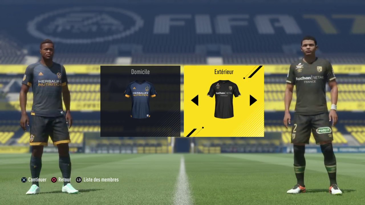 FIFA 17 special lacazette - YouTube