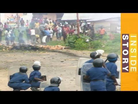 Inside Story - Is Burundi on the brink of civil war?