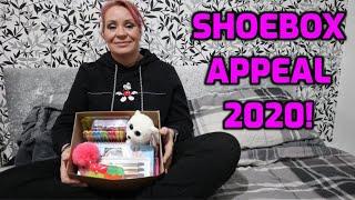 Shoebox Appeal 2020 Presents Haul - Samaritans Purse