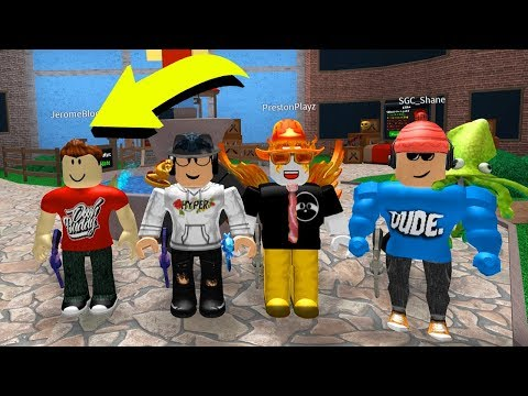 NEW YOUTUBER PLAYS SIMON SAYS!! (Roblox Murder Mystery 2)