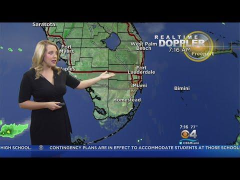 CBSMiami.com Weather @ Your Desk 9-17-17 7AM
